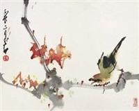 花鸟 by zhao shaoang