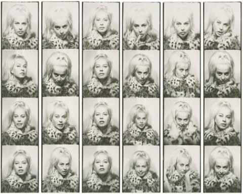 holly solomon 5 works by andy warhol