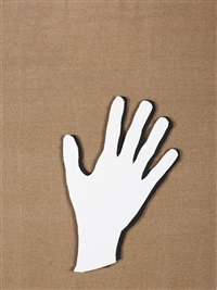 untitled - hand by sergej jensen