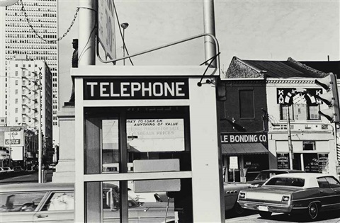 mobile alabama by lee friedlander