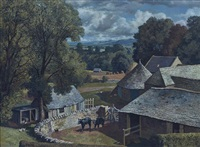 unthank farm, angus by james mcintosh patrick