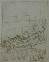 interior de cocina by javier mariscal