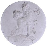 edera (amanti) by domenico baccarini