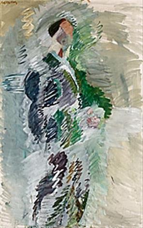 mansfigur ii by alf lindberg