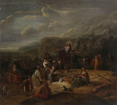 le sermon sur la montagne by jan victors
