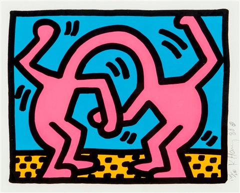 popshop 2 by keith haring