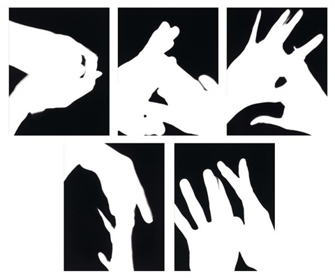 hands 1 5 5 works by james welling