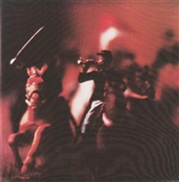 cavalry (from wild west) by david levinthal