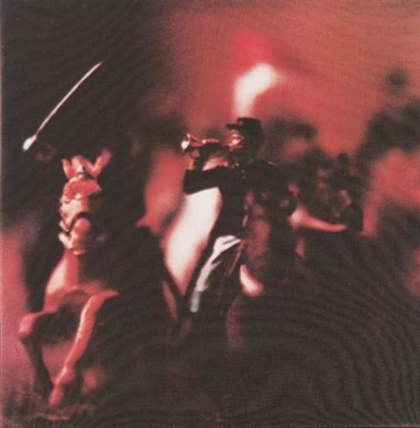 cavalry from wild west by david levinthal