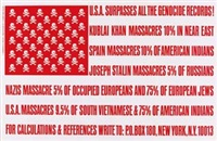 u.s.a. surpasses all the genocide records! by george maciunas