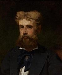 portrait d'homme by henri regnault
