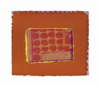 nick's room by howard hodgkin