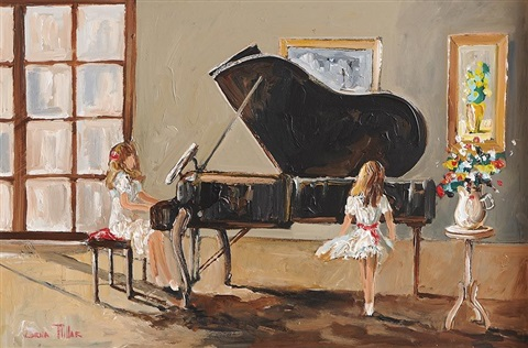 piano by lorna millar
