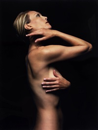 nude body nude, #1327, 2002 by howard schatz