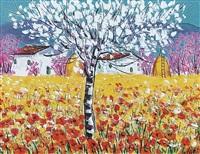 albero di ciliegio by antonio ialenti