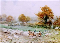 the sheepfold by walter s. stacey