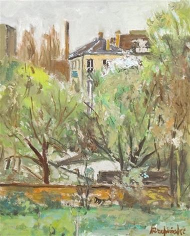 garden by czeslaw rzepinski