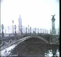 le pont alexandre iii by emile rene