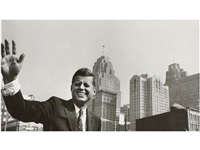 john f.kennedy by tony spina