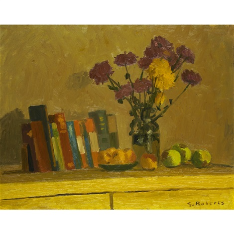 still life by william goodridge roberts