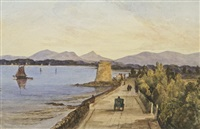 near sandymount, dublin by thomas lindsay