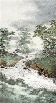 晨雾 by liang zhongli