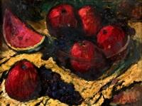 zátiší s ovocem by frantisek emler