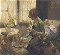 summer sewing by dorothy adamson