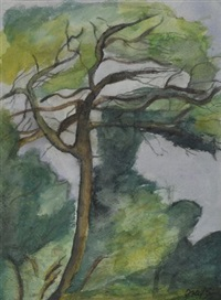 albero by george grosz