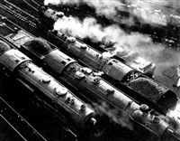 train yard by william m. rittase