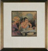two women by jules pascin