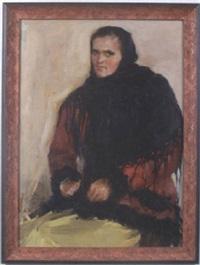 a village girl by michail nikolaievitch dobronravov