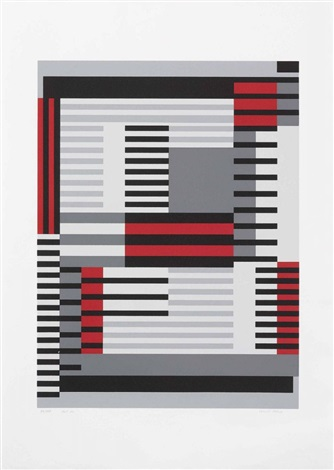 connections portfolio of 9 by anni albers