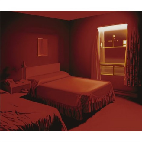 chambre d'hotel by pierre dorion