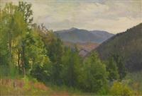 landscape by andrei nikolaevich shilder