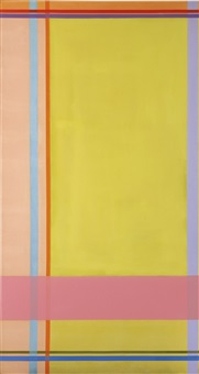 april in balance by kenneth noland