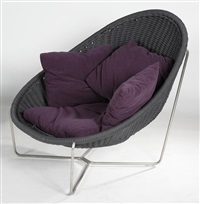 fauteuil by paola lenti