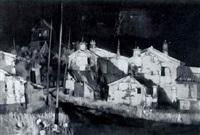 le village, st. jean di boiseau by yves ganne