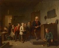 les écoliers facétieux by theodore bernard de heuvel