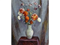 summer flowers in a jug by duncan grant