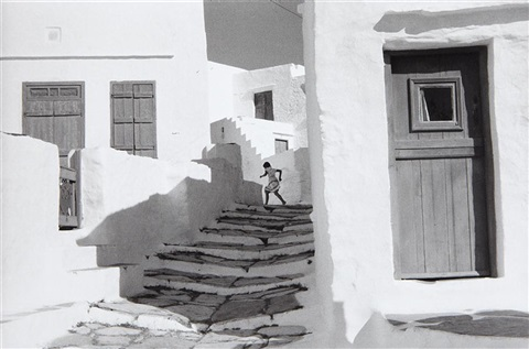 siphnos greece by henri cartier bresson