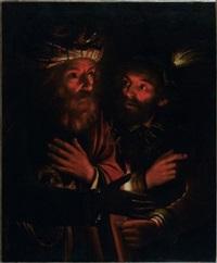 le reniement de saint pierre by cryn hendricksz volmaryn