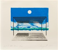 moon box by james rosenquist