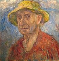 self portrait by david labkovski