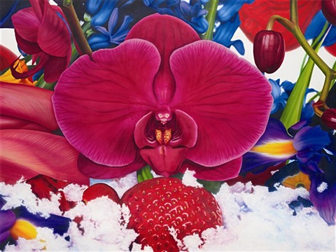 latitudinal distortion by marc quinn