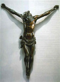 christ crucified by pietro tacca
