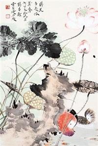 花鸟 by jia guangjian