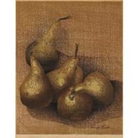 pears by luigi rist