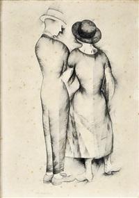 sem título, (casal) by almada negreirors