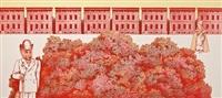 capucetto rosso by benito (beni) montresor